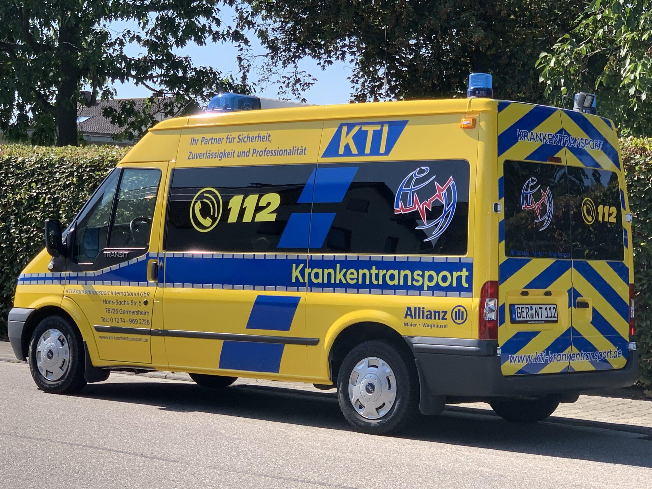 KTI-Krankentransport International